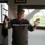Il pastore dalle dodici dita: 85 anni e non sentirli