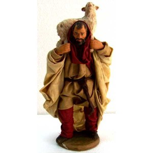 Pastori del presepe monzitta e fiori for Arredamento pastore